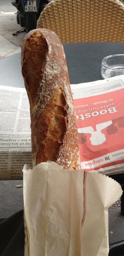 Au Paradis du Gourmand baguette