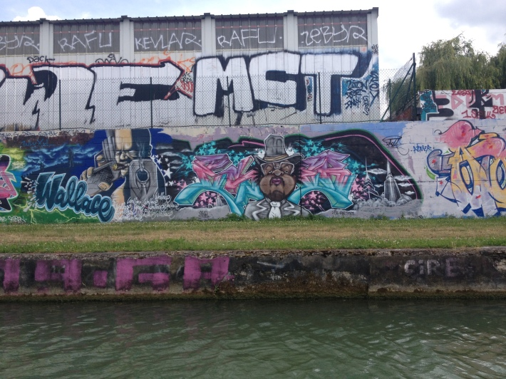Pantin - Paris street art