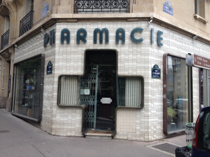 Pharmacy Paris
