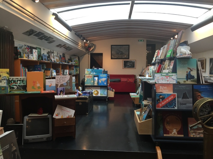librairie maritime - children's books